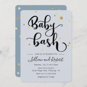 Baby Bash Couples Baby Shower