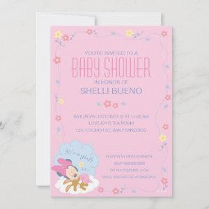 Baby Minnie Mouse Baby Shower