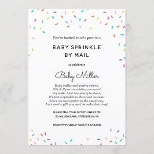 Baby Sprinkle by Mail