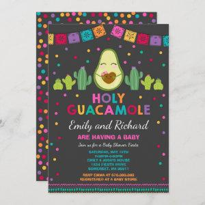 Fiesta Baby Shower  Holy Guacamole Party