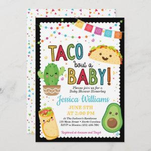 Fiesta Taco Bout A Baby Shower