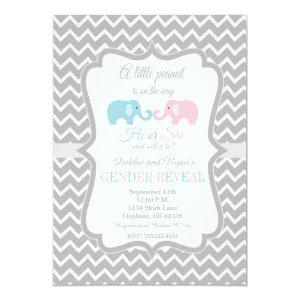 Gender Reveal invitations | Gender Reveal invites