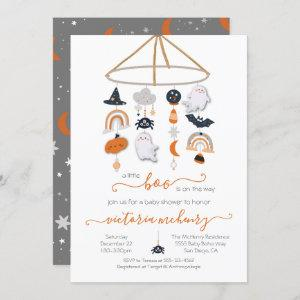 Halloween Ghost Mobile Baby Shower