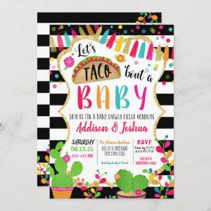 Let's Taco About A Baby Shower