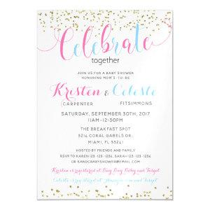 MAGNET Baby, Friends Combined Joint Invitation