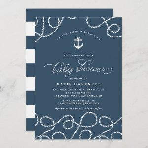 Smooth Sailing | Baby Shower