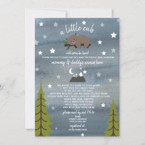 Social Distancing Baby Shower By Mail Bear