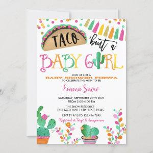 Taco about a Baby Boy Shower