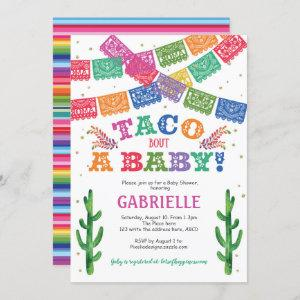 Taco bout a Baby, Fiesta Baby Shower