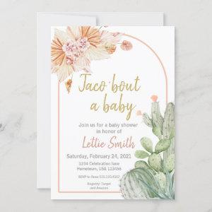 Taco 'Bout a Baby, Fiesta Baby Shower