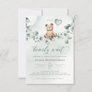 We Can Bearly Wait! Baby Shower