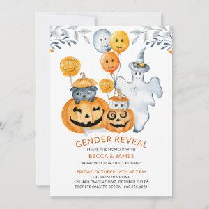 What Will Little Boo Be Halloween Gender Reveal