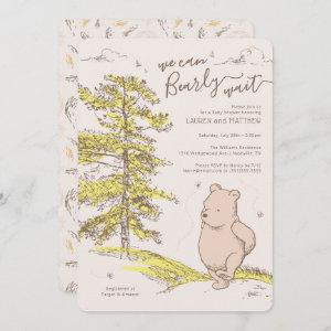 Winnie the Pooh | We Can Bearly Wait Baby Shower